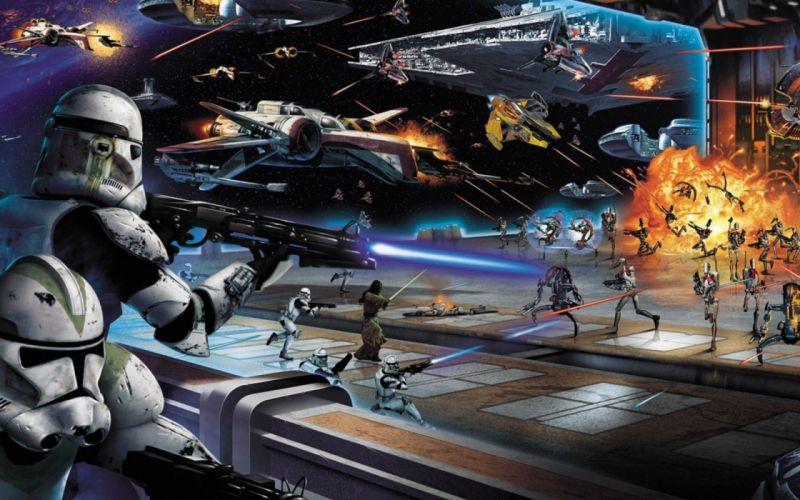 STAR WARS BATTLEFRONT sci-fi warrior battle r wallpaper