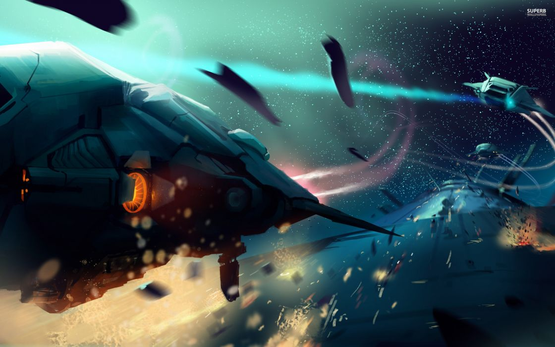 ELITE DANGEROUS sci-fi spaceship game  e wallpaper
