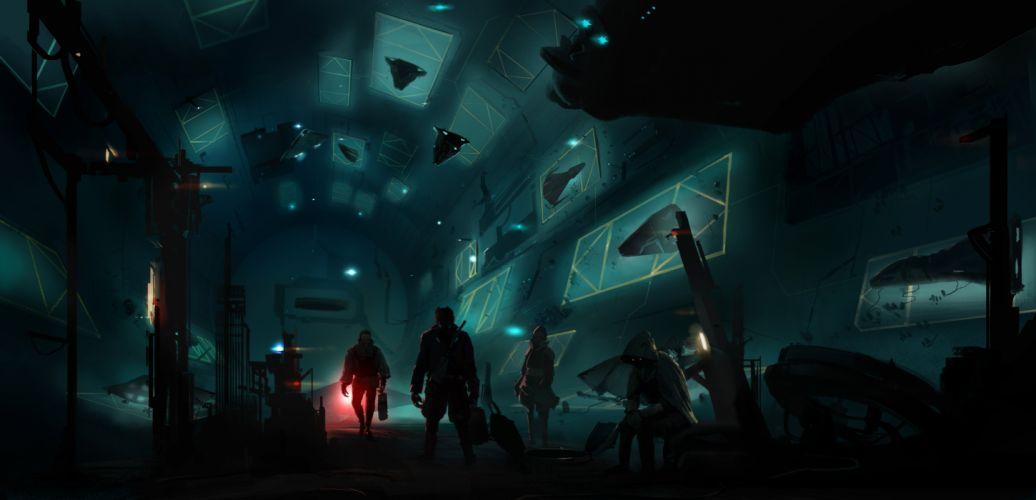 ELITE DANGEROUS sci-fi spaceship game warrior f wallpaper