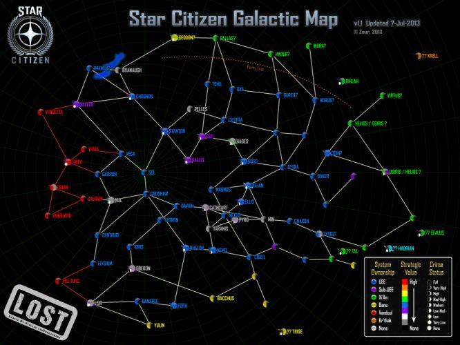 STAR CITIZEN sci-fi game u wallpaper