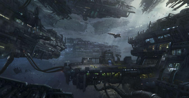 STAR CITIZEN sci-fi spaceship game    h wallpaper