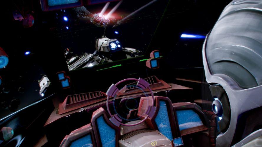 STAR CITIZEN sci-fi spaceship game gk wallpaper