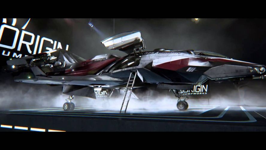 STAR CITIZEN sci-fi spaceship game ur wallpaper