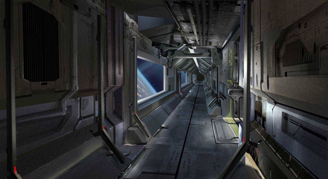 STAR CITIZEN sci-fi spaceship game   ji wallpaper