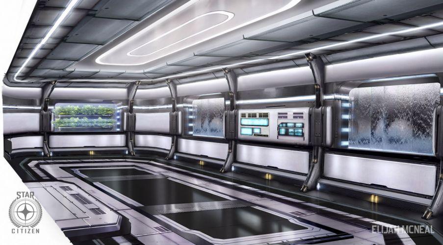 STAR CITIZEN sci-fi spaceship game tw wallpaper