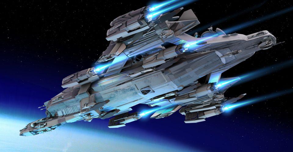 STAR CITIZEN sci-fi spaceship game space f wallpaper