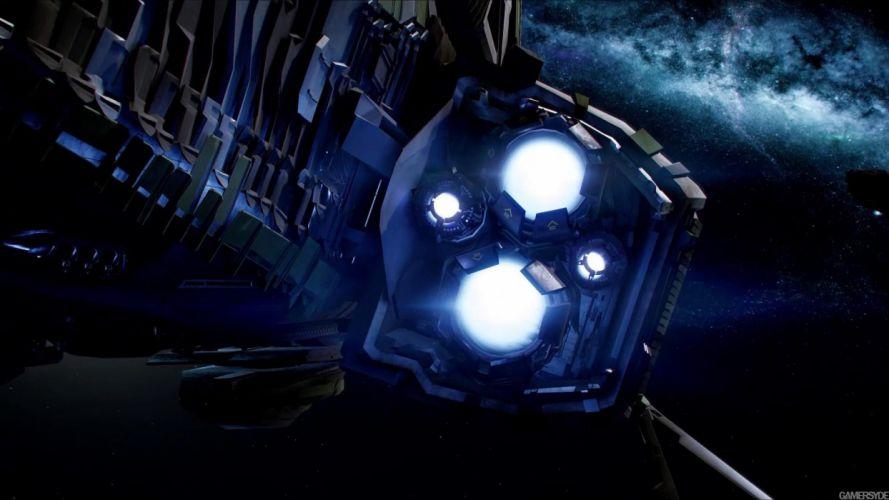 STAR CITIZEN sci-fi spaceship game space h wallpaper