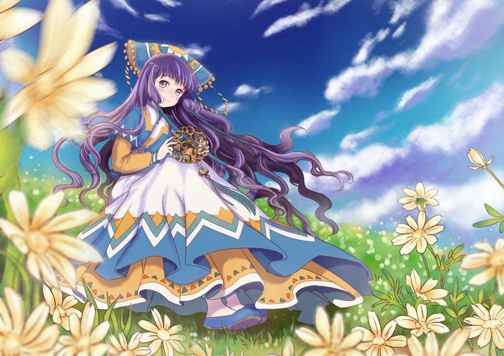 Cardcaptor Sakura Daidouji Tomoyo     g wallpaper