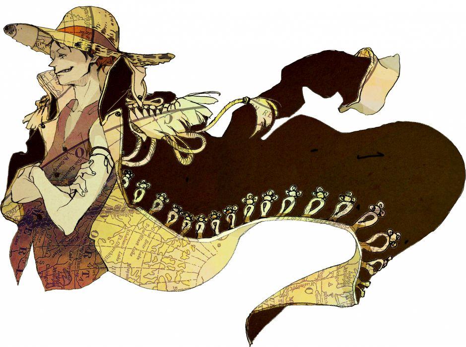 ONE PIECE Monkey D Luffy wallpaper