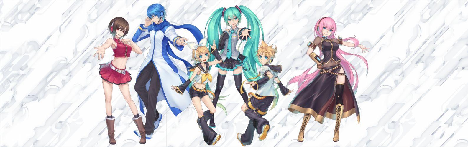 Vocaloid g wallpaper