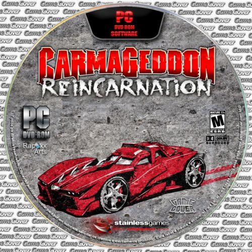 Carmageddon Reincarnation game t wallpaper