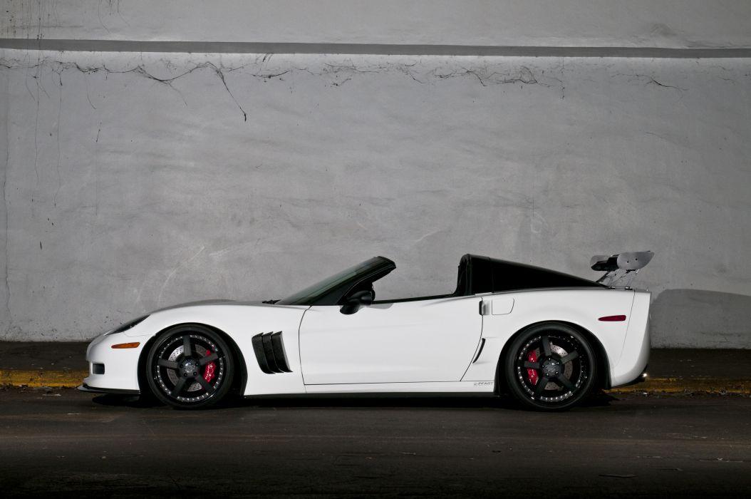 Modular Concept Corvette wallpaper