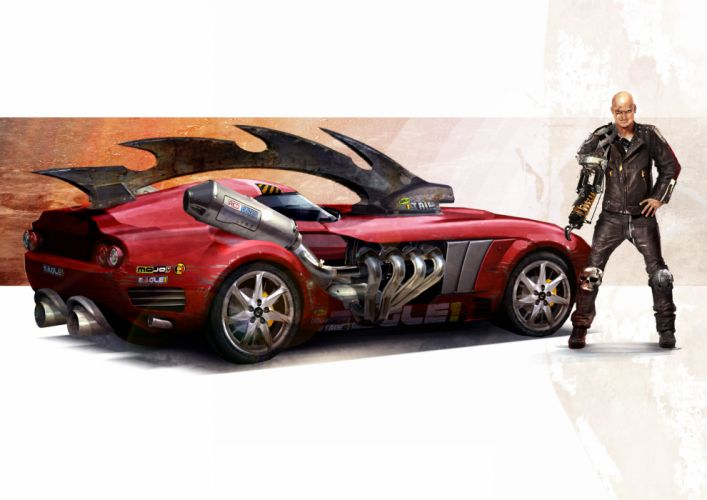 Carmageddon Reincarnation game auto hot rod rods g wallpaper