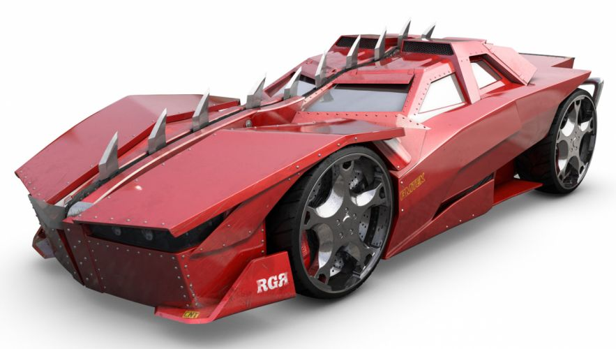 Carmageddon Reincarnation game auto hot rod rods supercar g wallpaper