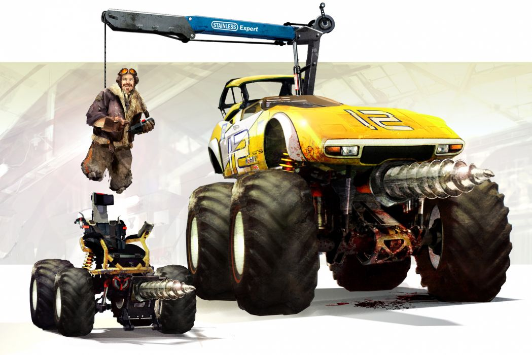 Carmageddon Reincarnation game monster truck monster-truck     g wallpaper