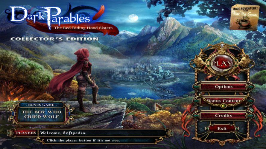 DARK PARABLES fantasy game f wallpaper