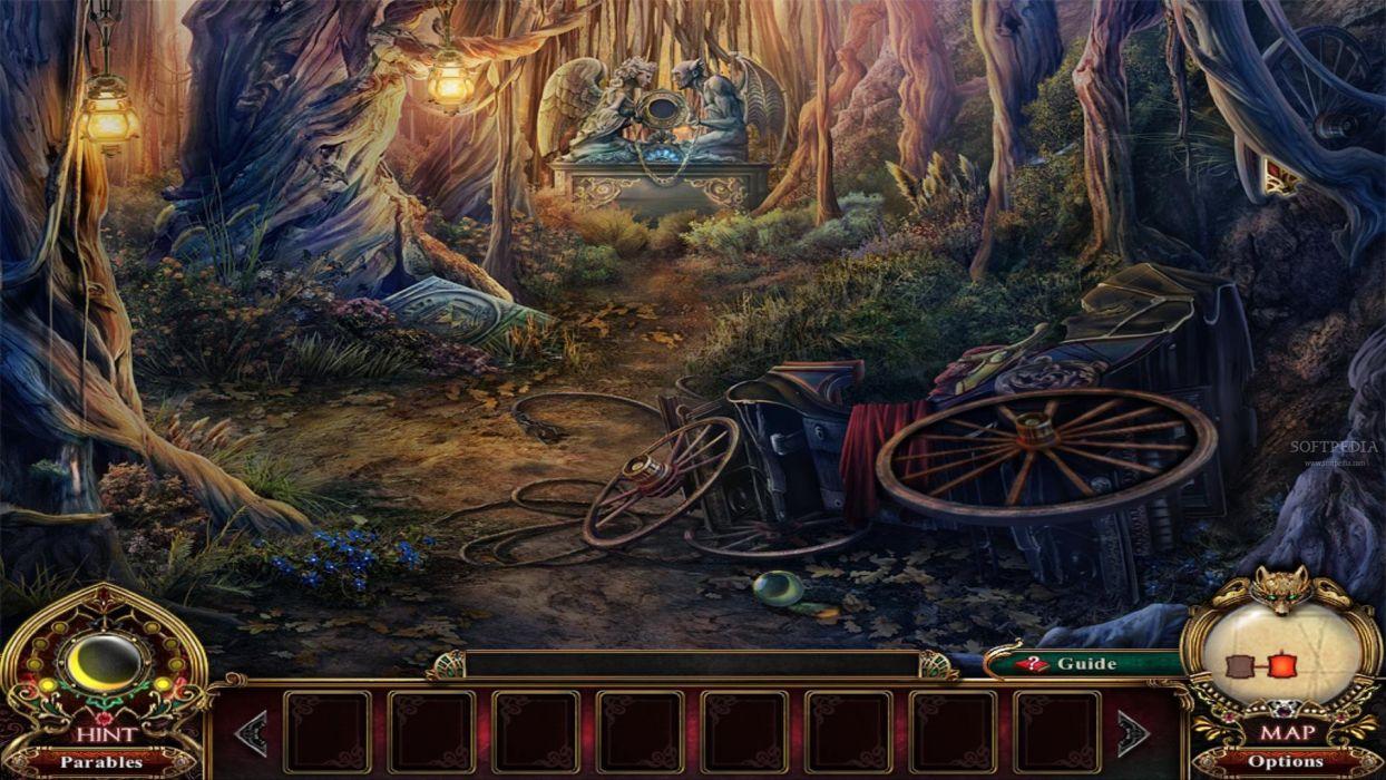 DARK PARABLES fantasy game    ff wallpaper