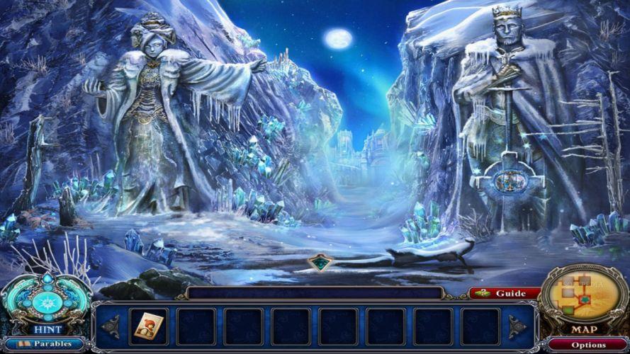 DARK PARABLES fantasy game rn wallpaper