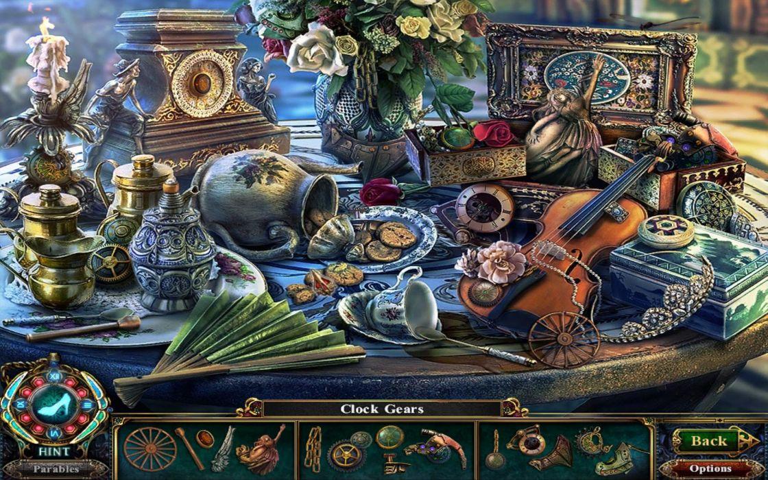 DARK PARABLES fantasy game   ru wallpaper