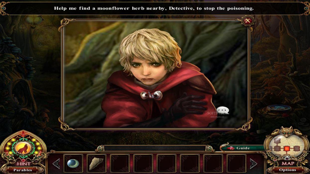DARK PARABLES fantasy game   rw wallpaper