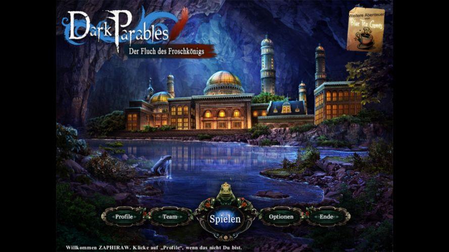 DARK PARABLES fantasy game rh wallpaper