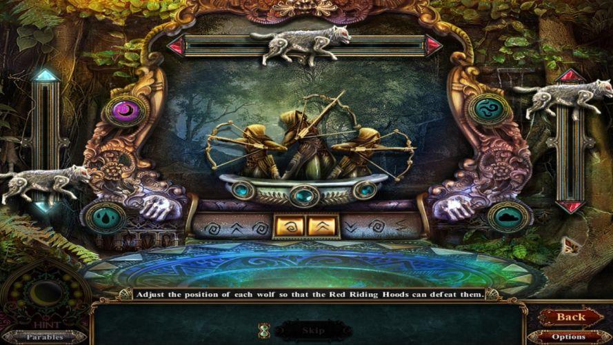 DARK PARABLES fantasy game w wallpaper