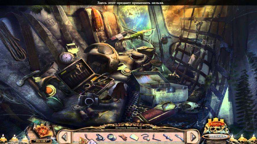 PORTAL OF EVIL STOLEN RUNES fantasy dark game re wallpaper