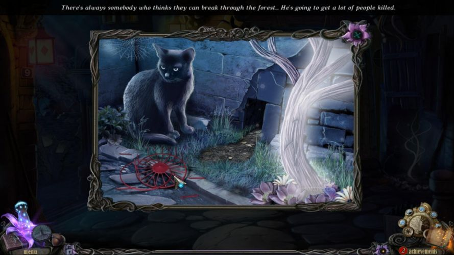 Rite of Passage Child of the Forest fantasy game d wallpaper
