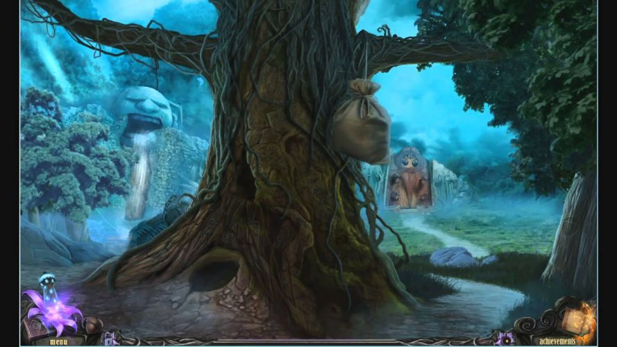 Rite of Passage Child of the Forest fantasy game e wallpaper