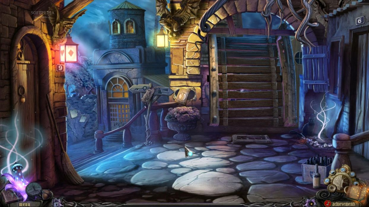 Rite of Passage Child of the Forest fantasy game   rw wallpaper