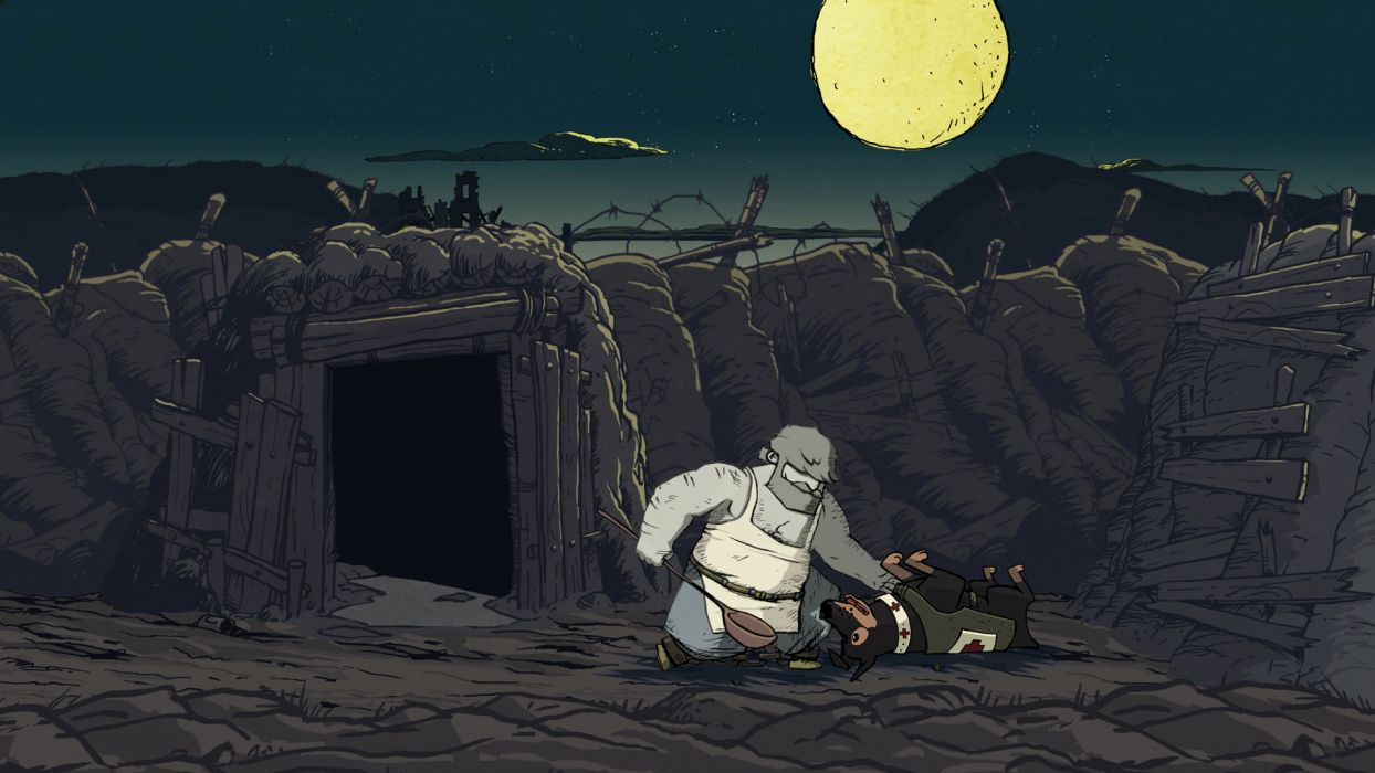 Valiant Hearts The Great War   rr wallpaper
