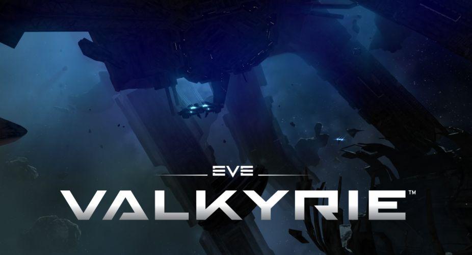 EVE Valkyrie sci-fi game spaceship j wallpaper