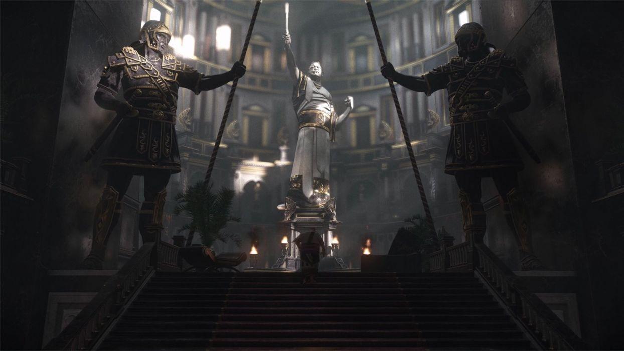 Ryse Son Of Rome Fantasy Roman Game T Wallpaper