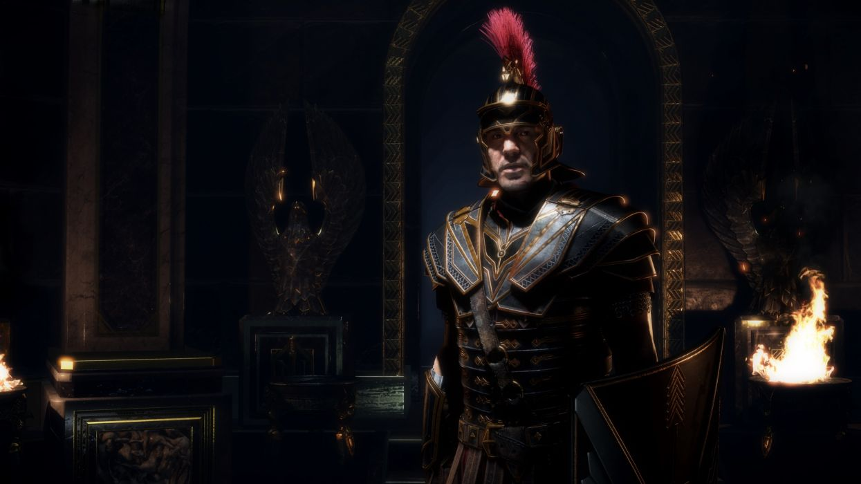 Ryse Son of Rome fantasy roman game warrior armor      tj wallpaper
