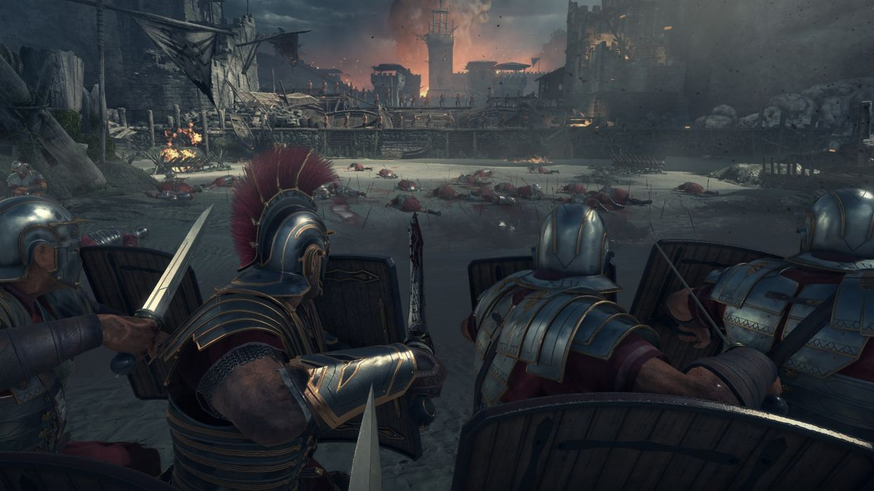 Ryse Son of Rome fantasy roman game warrior armor    j wallpaper