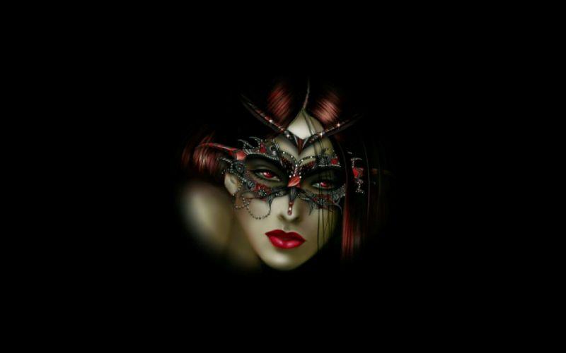 GOTHIC goth style goth-loli women girl fantasy t wallpaper