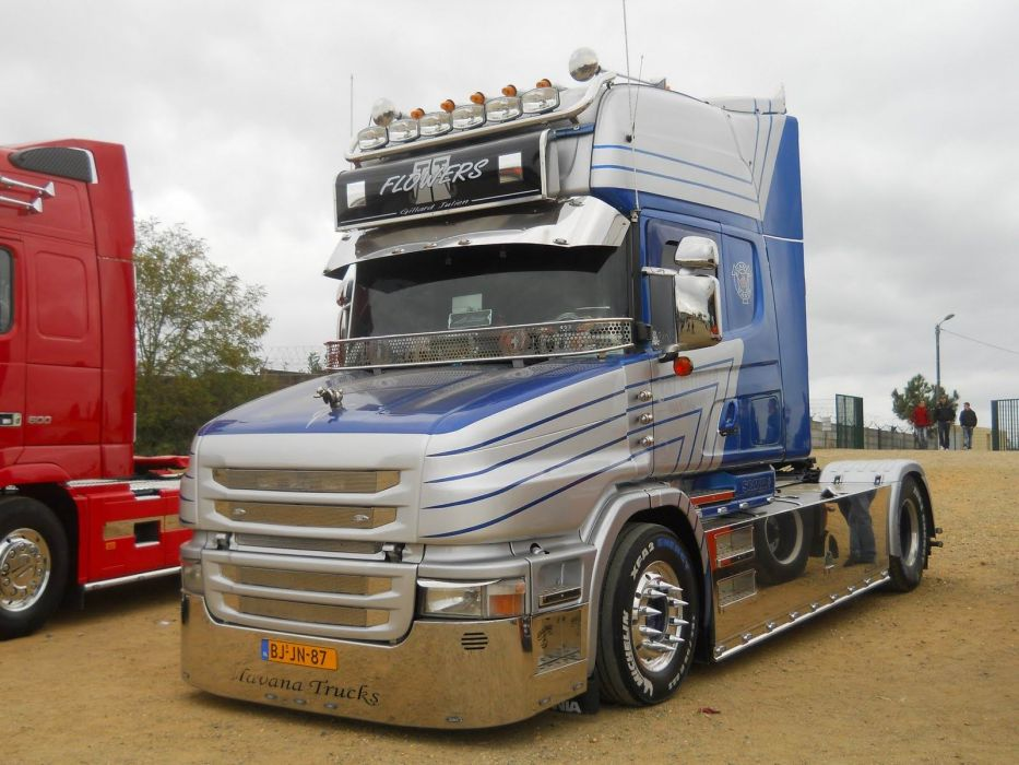 Scania T TornAAdo wallpaper