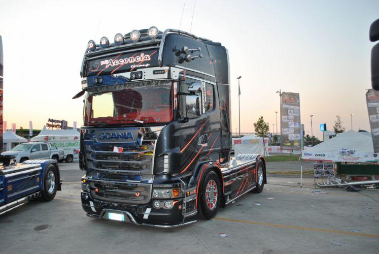 Scania R 620 wallpaper