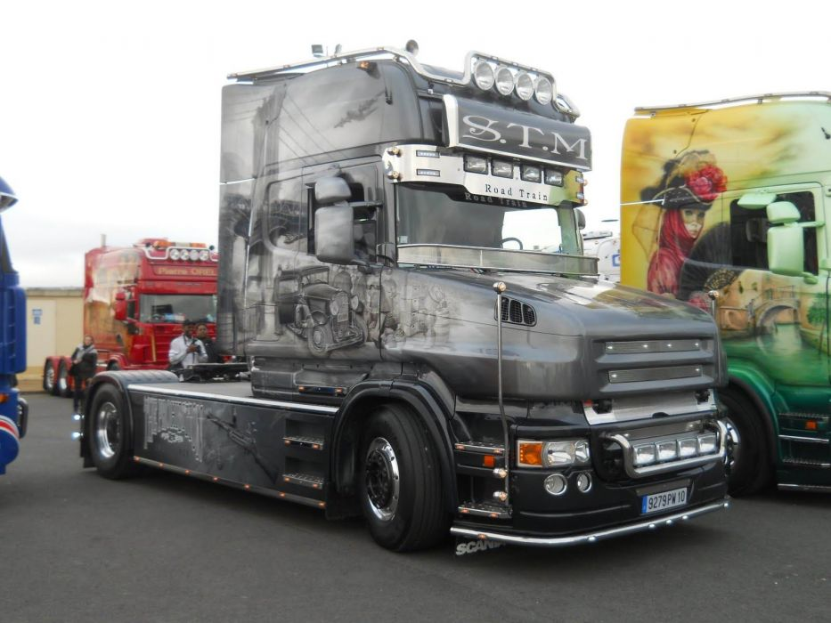 Scania T wallpaper