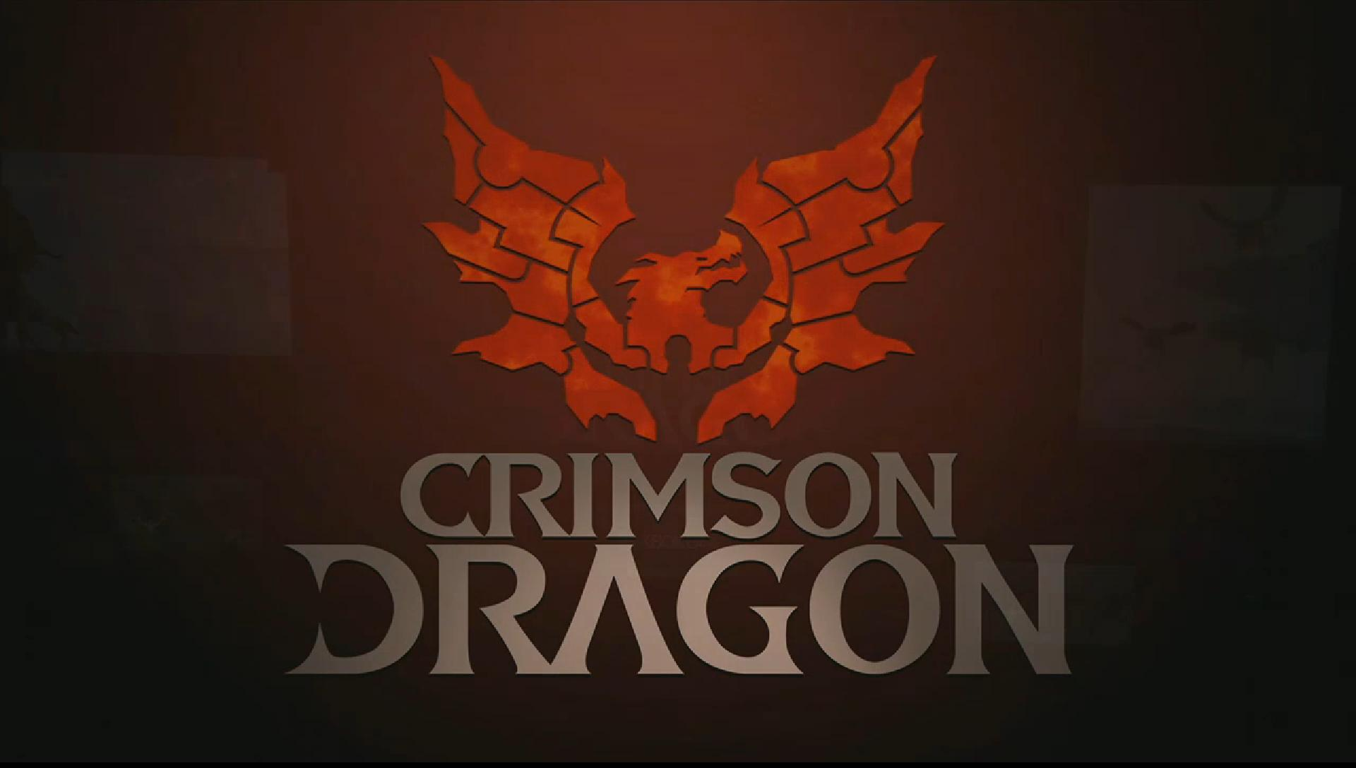 crimson dragon wallpaper - photo #2