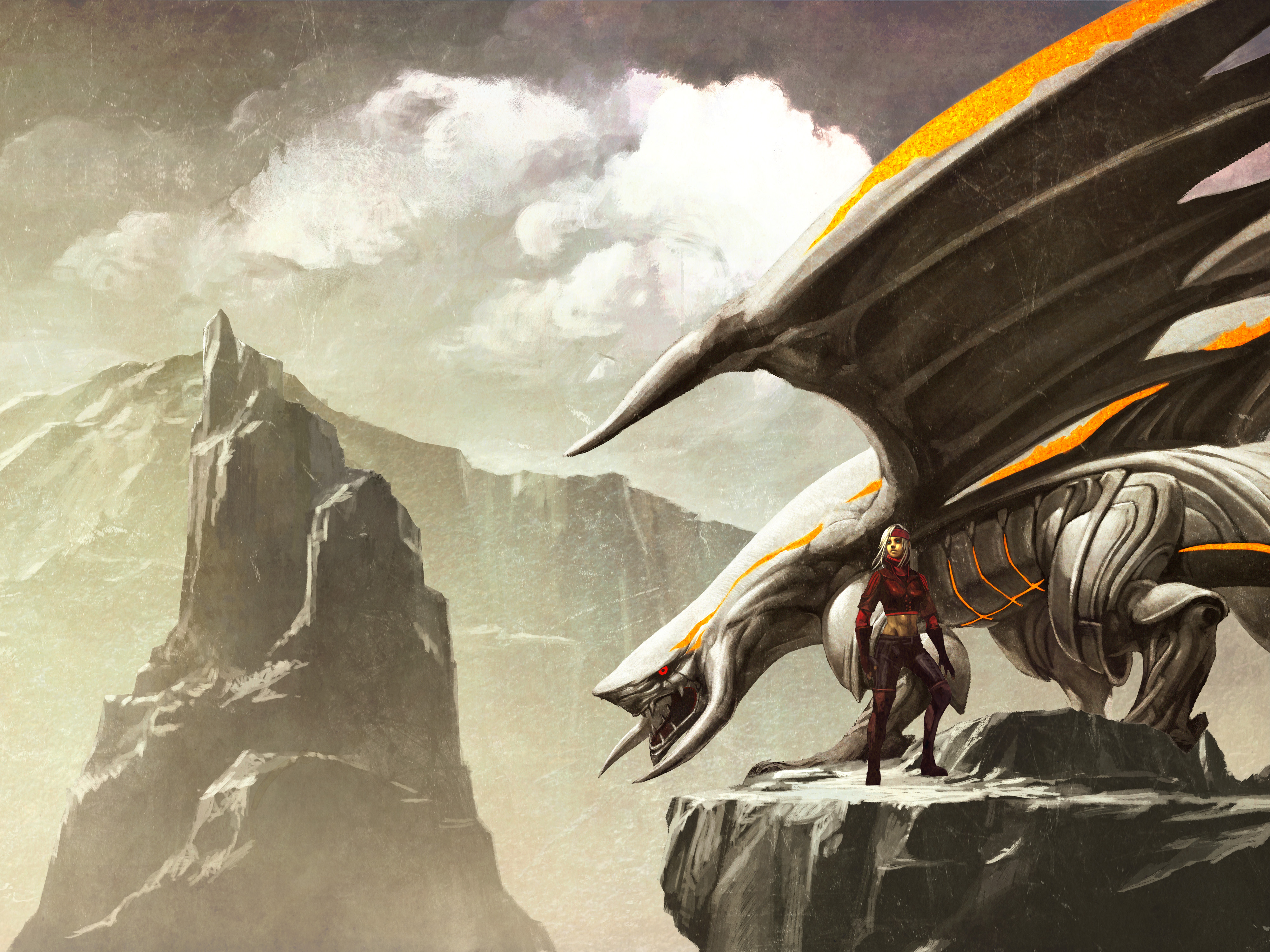 crimson dragon wallpaper - photo #15