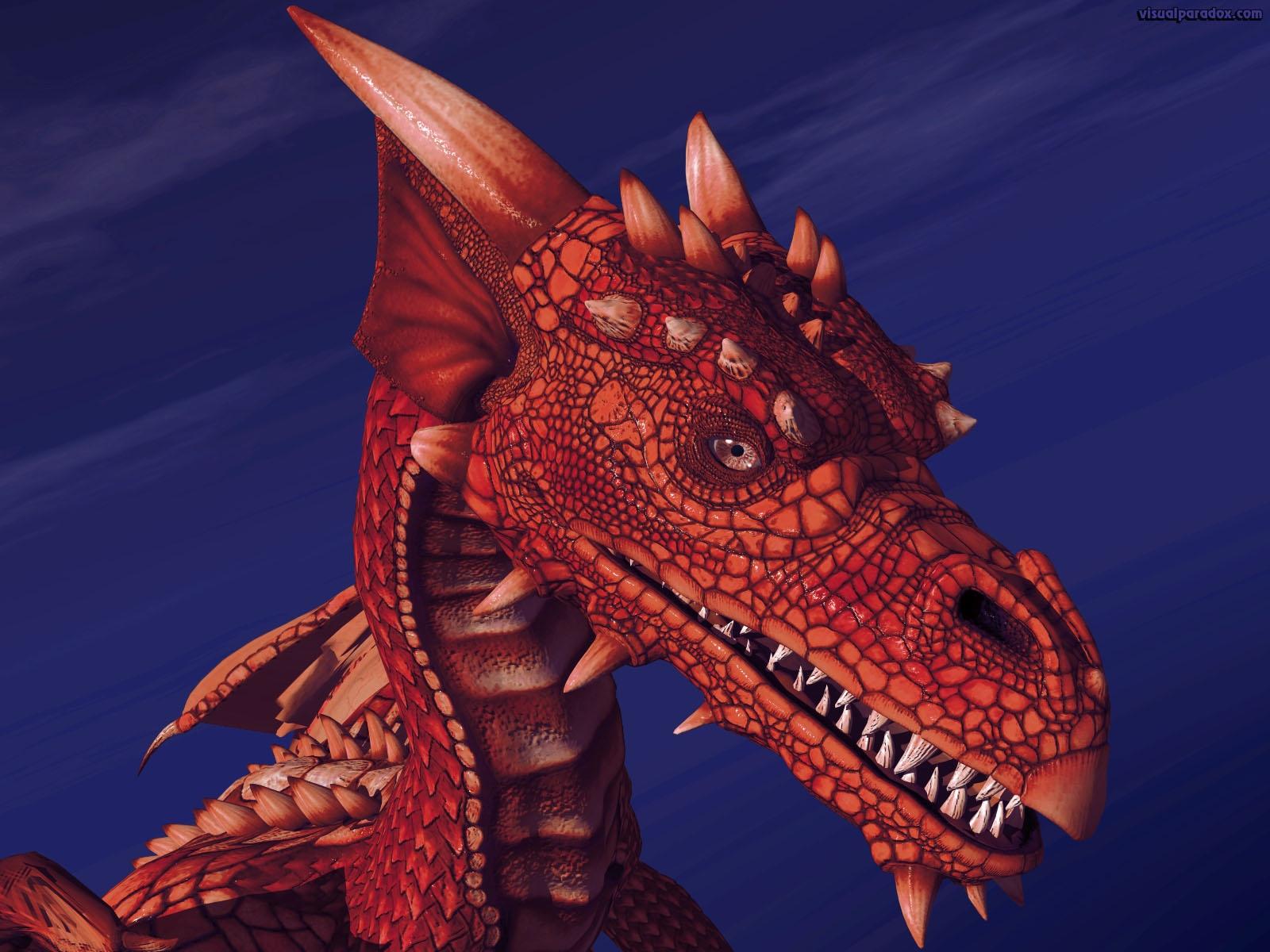 crimson dragon wallpaper - photo #3