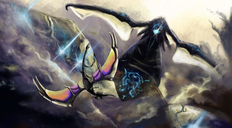 CRIMSON DRAGON fantasy monster g wallpaper