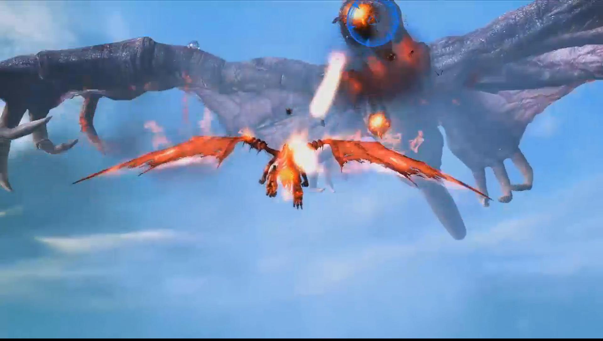 crimson dragon wallpaper - photo #19
