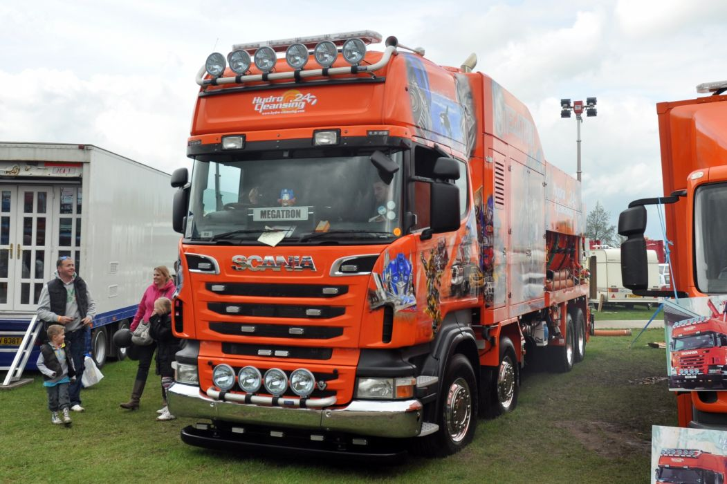 Hydro Cleansing Scania  wallpaper