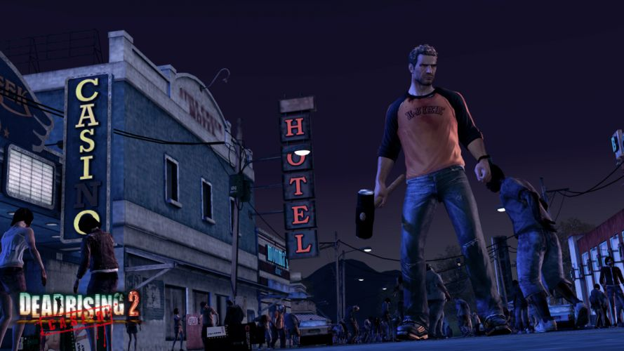 DEAD RISING dark game zombie dq wallpaper