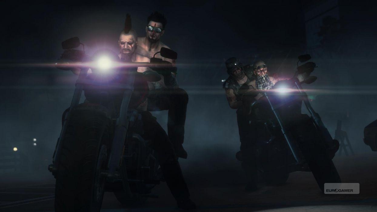 DEAD RISING dark game zombie    f wallpaper