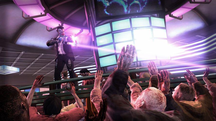 DEAD RISING dark game zombie d wallpaper
