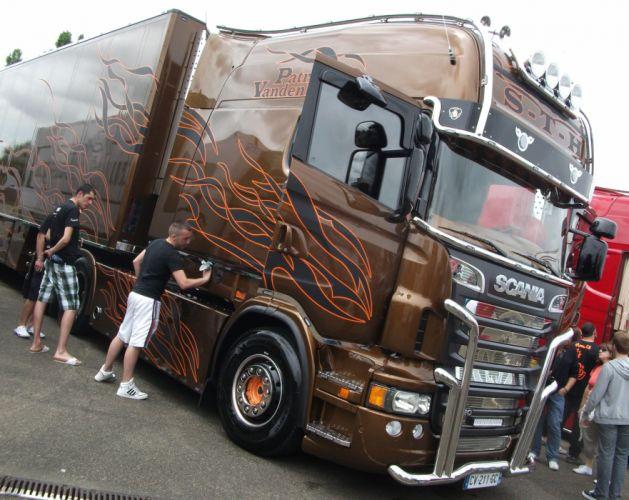 Scania wallpaper
