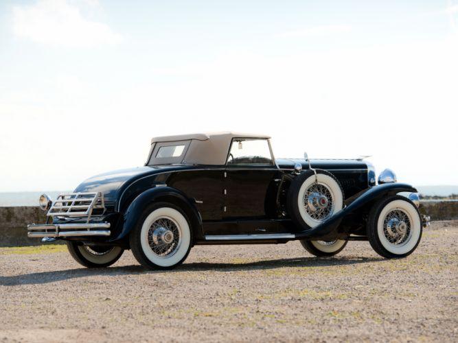 1930 Duesenberg J357-2388 Convertible Coupe by Murphy SWB luxury retro f wallpaper